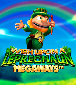 игровые автоматы Wish Upon A Leprechaun Megaways